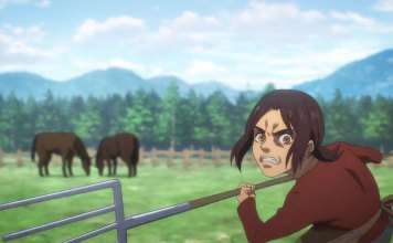 Gabi fork attack on titan