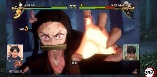 Kimetsu no Yaiba Hinokami Keppuutan gameplay screenshot