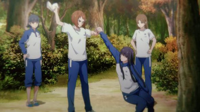 Madoka entra no harém do irmão do Yuusha