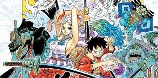 Mangá de One Piece com mais de 480 milhões de cópias