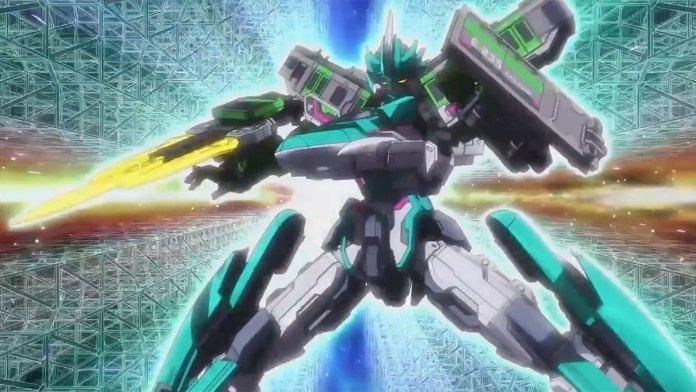 Shinkansen Henkei Robo Shinkalion Z visual teaser screenshot