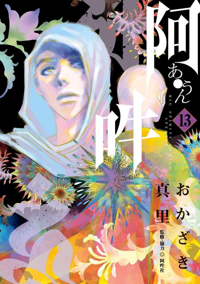 A-Un volume 13 cover
