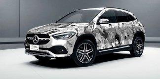 Attack on Titan com a Mercedes-Benz (3)