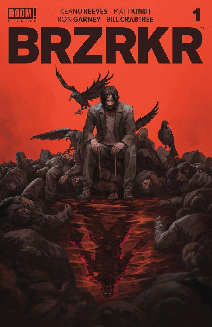 BRZRK cover
