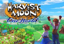 Harvest Moon One World visual