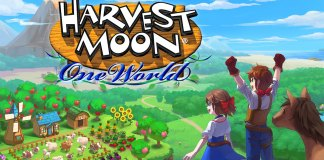 Harvest Moon One World visual