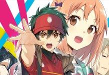 Hataraku Maou-sama! com 3.5 milhões de cópias