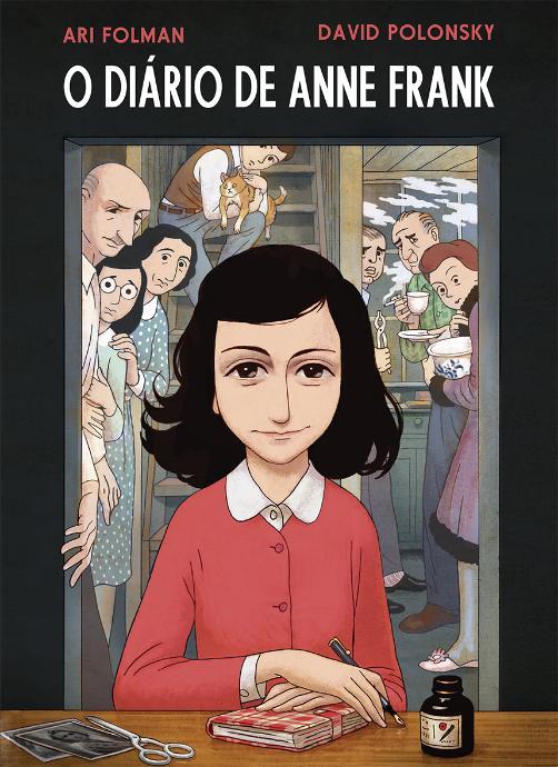 O Diário de Anne Frank - Diário Gráfico