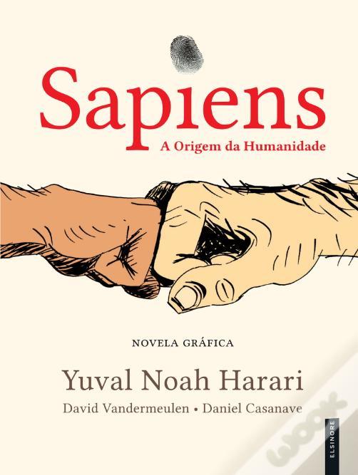 Sapiens: A Origem da Humanidade (Novela Gráfica, vol. 1)