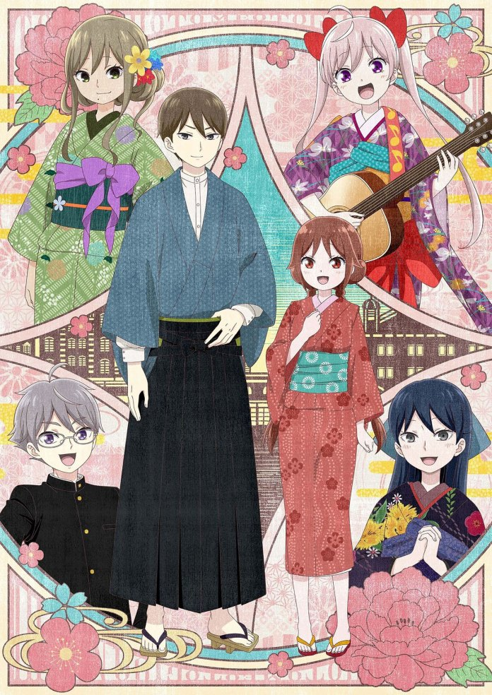 Taisho Maiden Fairytale new visual