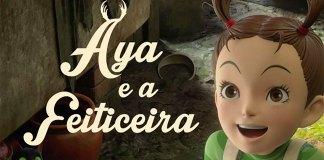Aya e a Feiticeira, filme do Studio Ghibli vai estrear em Portugal
