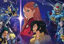 3º filme compilatório de Gundam: Reconguista in G já tem data de estreia