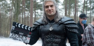 Terminaram as filmagens de The Witcher 2