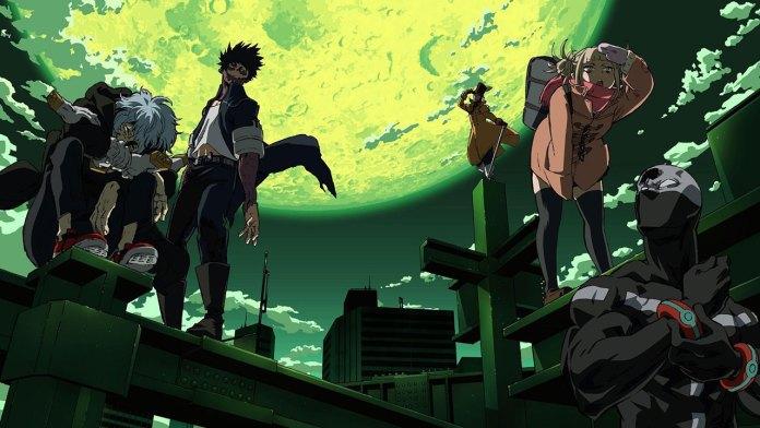 Ilustrações do DVD/BD de My Hero Academia 5