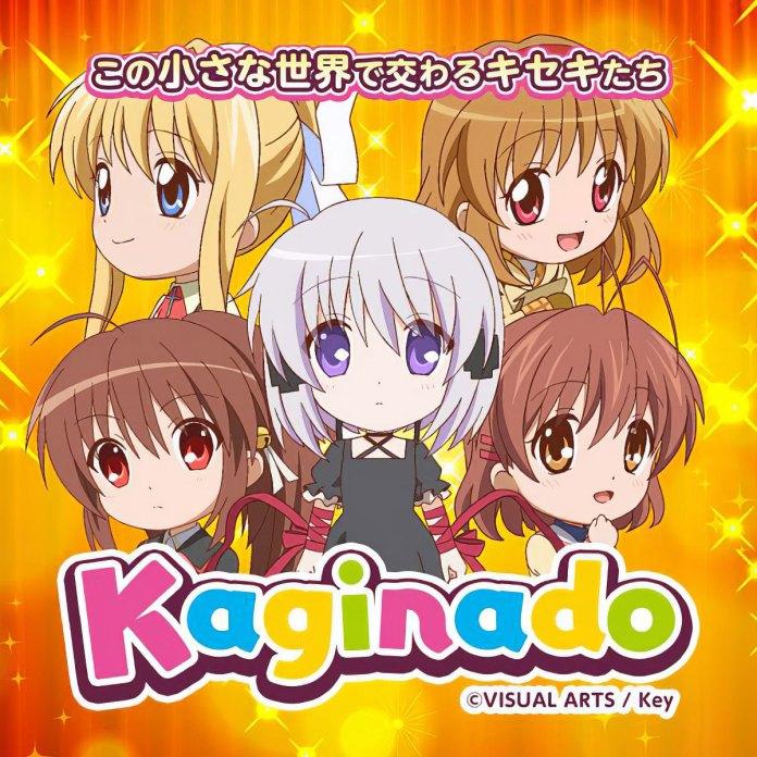 Kaginado 1st visual