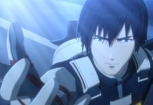 Knights of Sidonia The Star Where Love is Spun screenshot