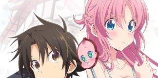 Anime de Megami-ryou no Ryoubo-kun vai estrear em julho 2021