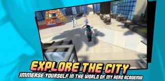 Sony e Funimation anunciam jogo mobile My Hero Academia: The Strongest Hero