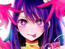 Mangá Oshi no Ko já tem 1 milhão de cópias