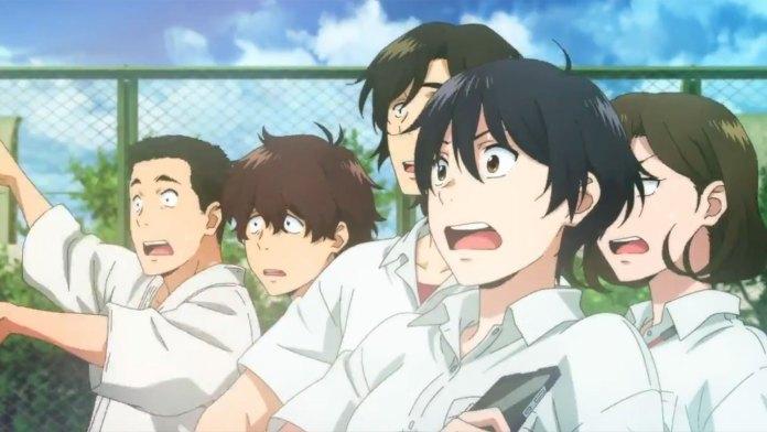 Trailer do filme anime original Sing a Bit of Harmony