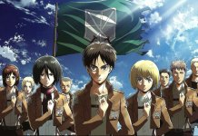 TOP 20 personagens de Attack on Titan