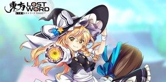 Touhou LostWorld já disponível na Play Store e App Store para pré-registo