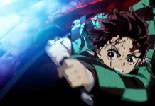 Trailer do DVD/BD do filme de Kimetsu no Yaiba