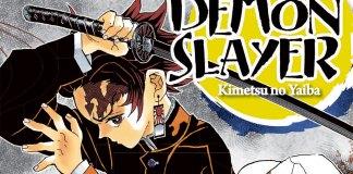 Demon Slayer Volume 2 pela Devir em junho 2021