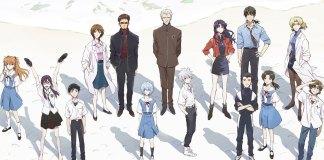 Evangelion: 3.0 + 1.0 supera Shin Godzilla tornando-se o filme de maior bilheteira de Hideaki Anno