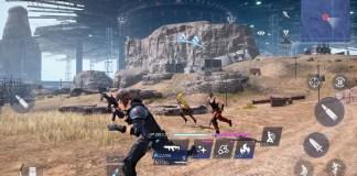 Beta de Final Fantasy VII: The First Soldier na primeira semana de junho