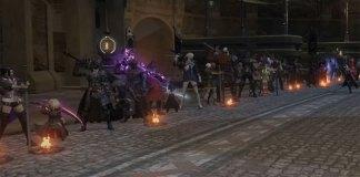 Jogadores de Final Fantasy XIV alinham-se em homenagem ao falecido mangaká Kentaro Miura (Berserk)