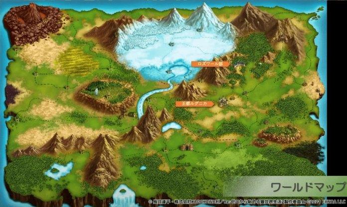 ReZero world map