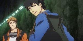 Anime Sakugan apresenta Rufus