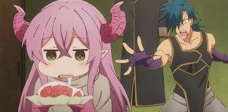 Novo trailer da série anime The Dungeon of Black Company