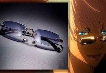 Bandai lança óculos de sol de Jujutsu Kaisen