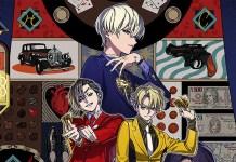 Kadokawa, TMS, Sammy vão produzir anime sobre Poker
