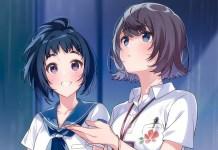 Nova imagem promocional de Shiroi Suna no Aquatope