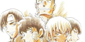 Leak: Detective Conan: Wild Police Story vai ganhar anime