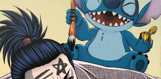 Faleceu Hiroto Wada, criador de Disney Manga: Stitch and the Samurai