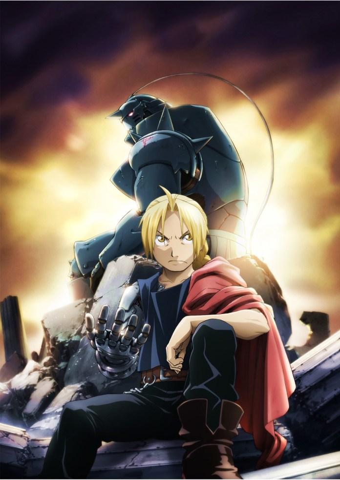 Fullmetal Alchemist com mais de 80 milhões de cópias