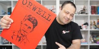 Orwell - Ala dos Livros