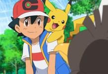 Pokémon Master Journeys: The Series na Netflix em setembro 2021