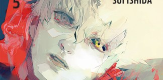 Tokyo Ghoul: Re 5 pela Devir em julho 2021