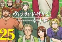 Mangá Vinland Saga tem 5.5 milhões de cópias