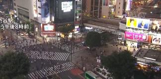 Vídeo mostra japonês a cair de ponte ao fugir por tirar fotos ilegais a mulher