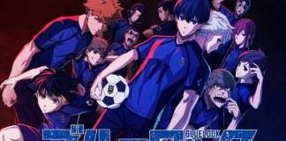 Série anime de Blue Lock em 2022 pelo estúdio 8-Bit