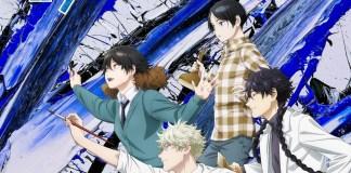 Nova imagem promocional da série anime Blue Period