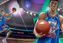 Jogadores profissionais de basquetebol e mangaká lançam Transition Game