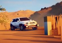 Art of Rally já tem data de lançamento para Playstation 4 e Playstation 5