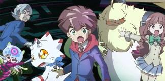 Revelada sinopse de Digimon Ghost Game